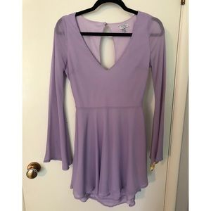 Purple Tobi Dress